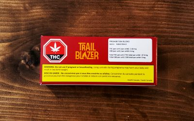 PREROLL 'Trailblazer' (Hybrid)  1Pk