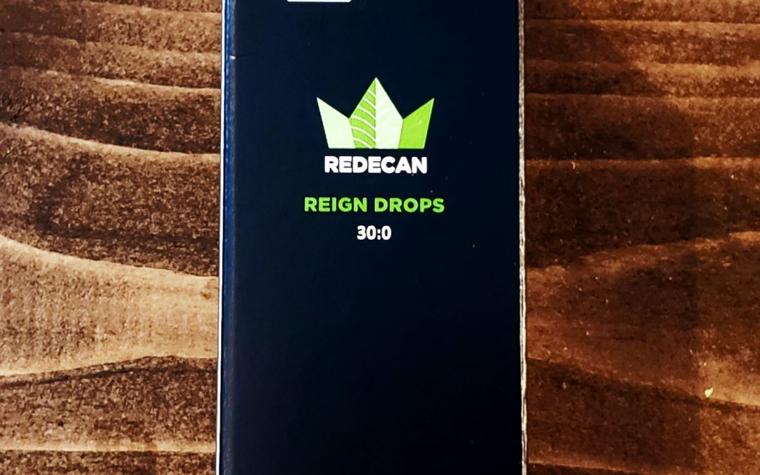 THC OIL- 'ReignDrops'