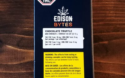 CHOCOLATE- Truffles duo (2PK) Milk Chocolate