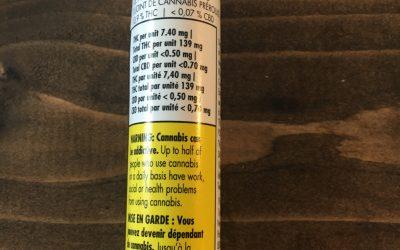 PRE-ROLL TWD 1Pack (1 gram)