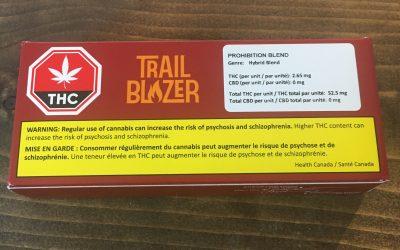 PRE-ROLL TRAILBLAZER (Hybrid) 1 pack