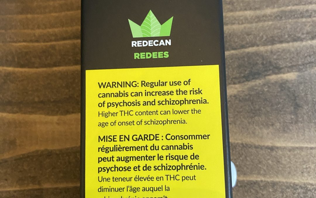 PREROLL REDECAN (Cold Creek Kush) 10 pack