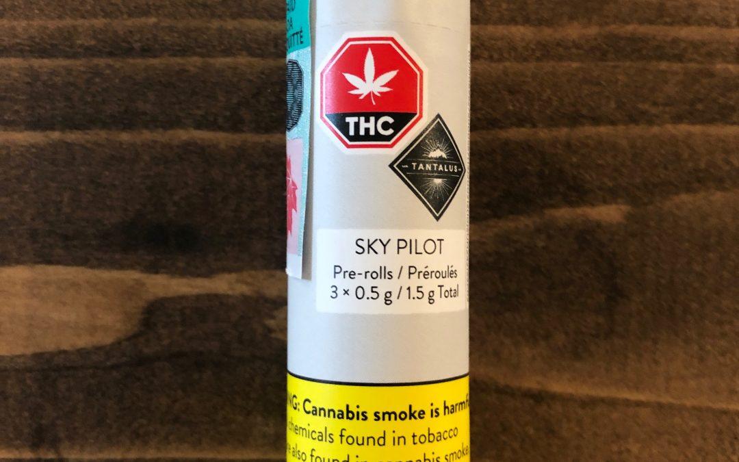 PREROLL TANTALUS (Sky Pilot) (3 Pack)