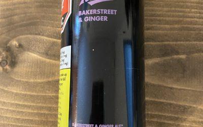 TWEED Bakerstreet & Ginger bevy