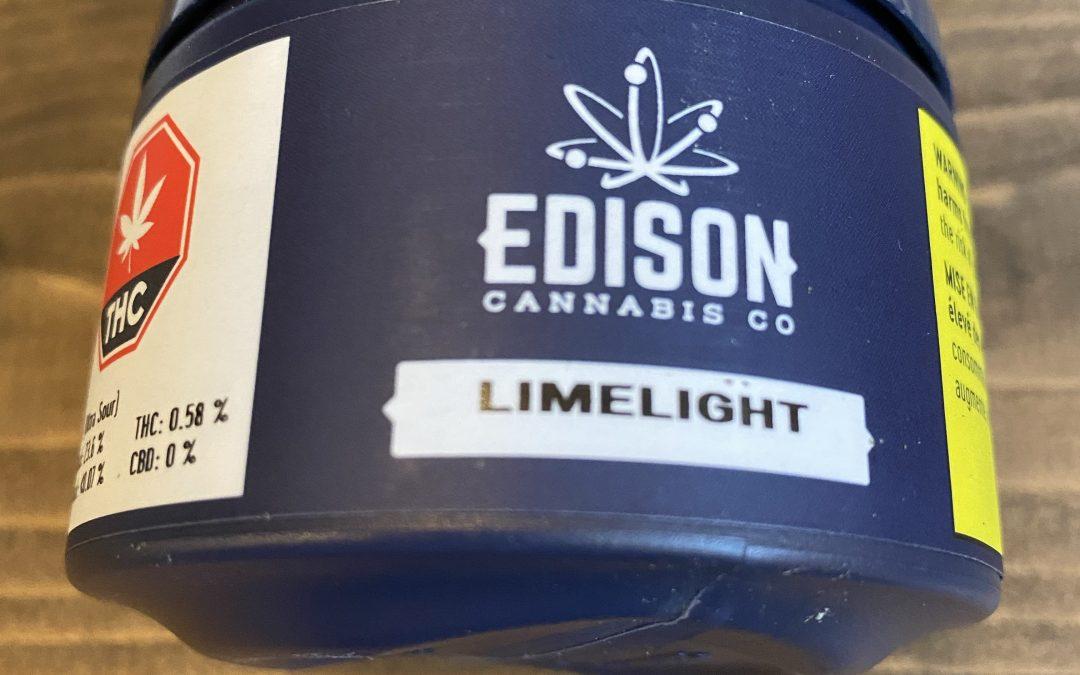 FLOWER Lime light Edison (Sativa)