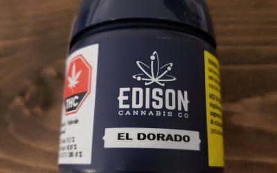 FLOWER El Dorado (Indica) Edison