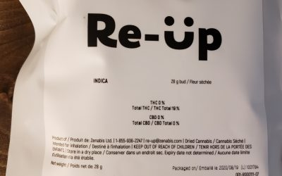 FLOWER Indica Blend (Indica) Re-up