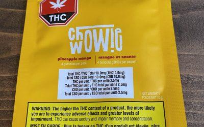 GUMMIES Pineapple Mango (Blend) Chowie Wowie