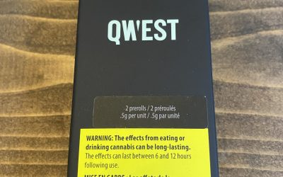 PREROLL Pineapple Cake (Sativa) Quest 2 pack