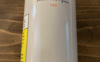 Quatreau Passion Fruit + Guava CBD Beverage